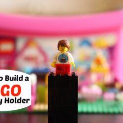 How to Make a Lego Money Holder
