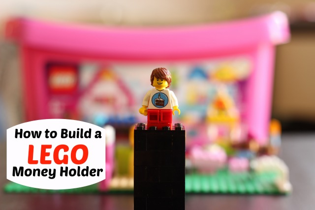 How to Make a Lego Money Holder