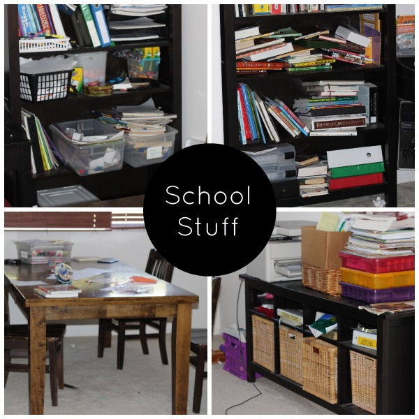 Zone Defense Assignment: Organizing Kid Stuff - Time to tackle clutter and disorganization and maybe too much stuff. This month we are organizing the kid stuff in the house so we can a) enjoy the summer with our kids and b) get their help!