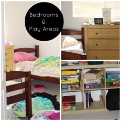 zones bedrooms and play