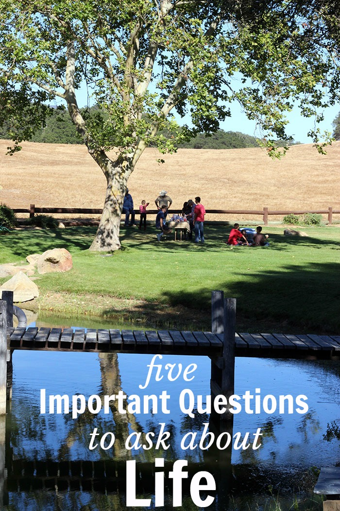 5 Important Questions to Ask Yourself About Life | Life as Mom