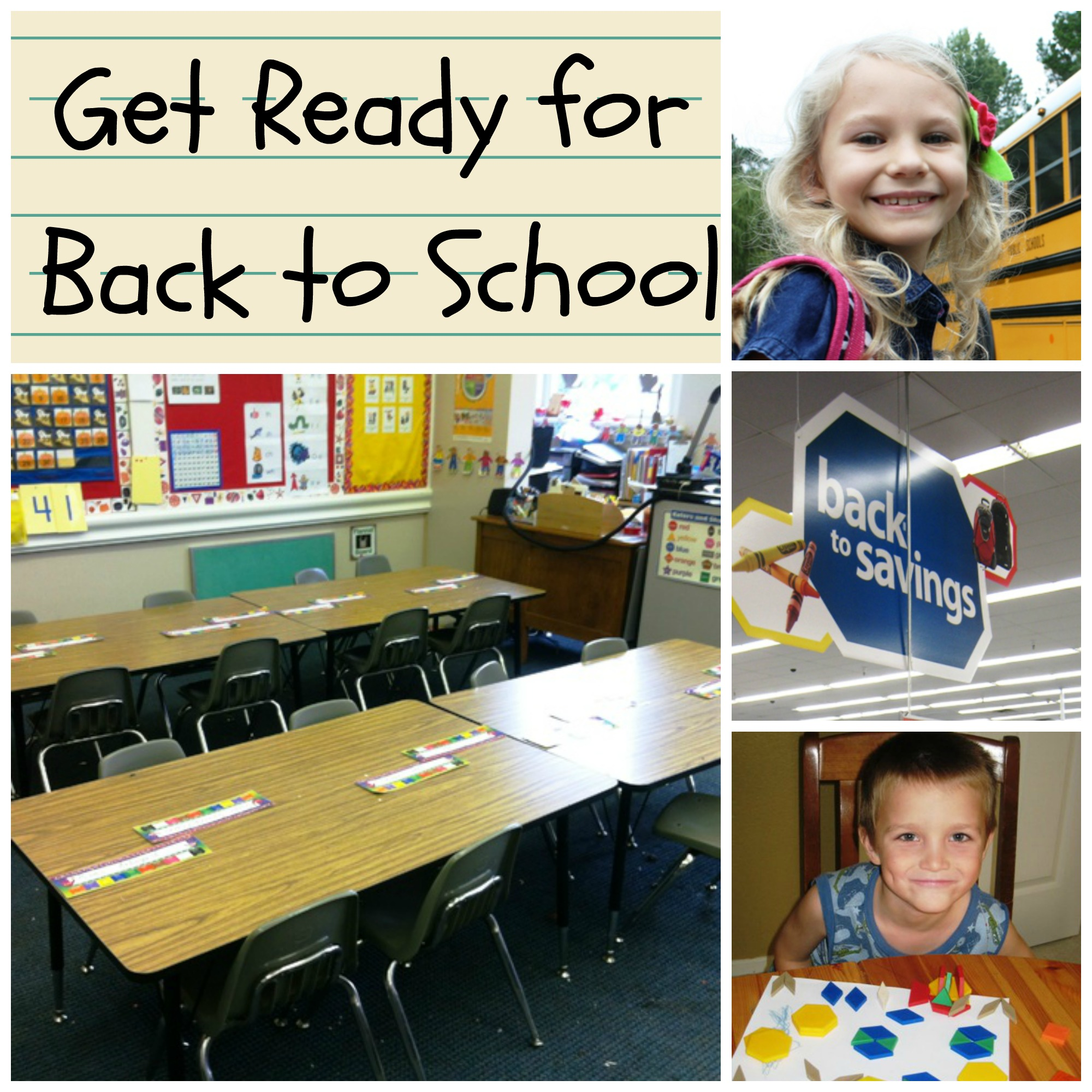 Getting Ready for Back to School | Life as MOM