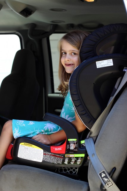 Britax Frontier 90 Review & A Giveaway