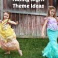 family night theme ideas
