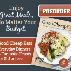 You Can Now Pre-Order Good Cheap Eats