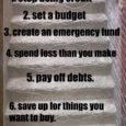 lam steps to better finances