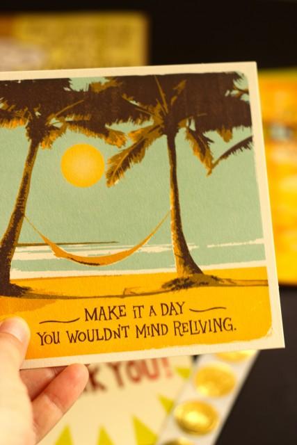 life is good card