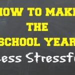 school year stress