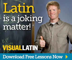 A Giveaway from Visual Latin