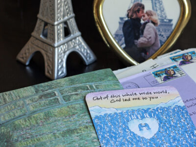 Cards to France