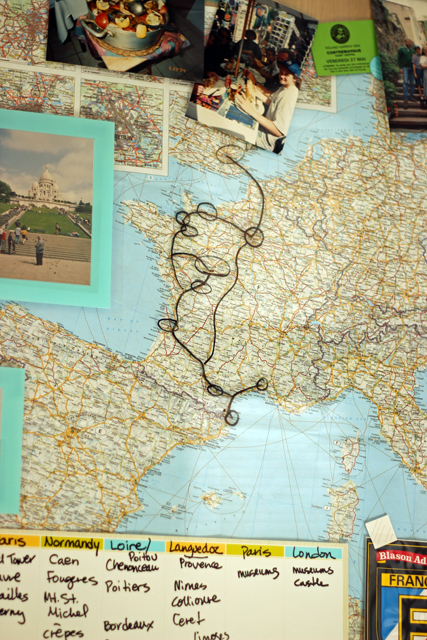 Create a Vision Board for Travel with Kids