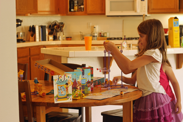 Girls Get Building with GoldieBlox