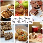 Lunchbox Treats Your Kids Will Love - Slip a little sweet treat into the lunchbox. Here are six of our favorites for lunch dessert.