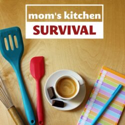 Mom's Kitchen Survival Workshop