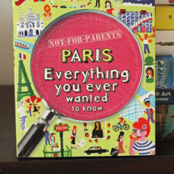 Not for parents Paris
