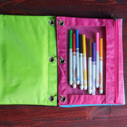 A Busy Book for Kids on the Road - Hitting the road? Need some fun, but quiet activity for little hands? Make a busy book.
