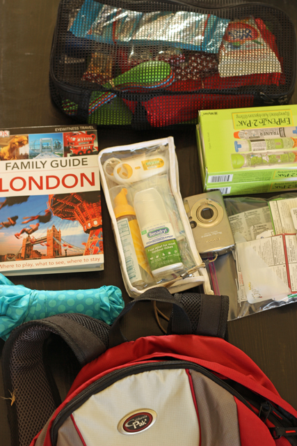 Packing a First Aid Kit for Day Trips with Kids - Whether it's a day at a local museum or a walking tour of Paris, be prepared with some first aid essentials.
