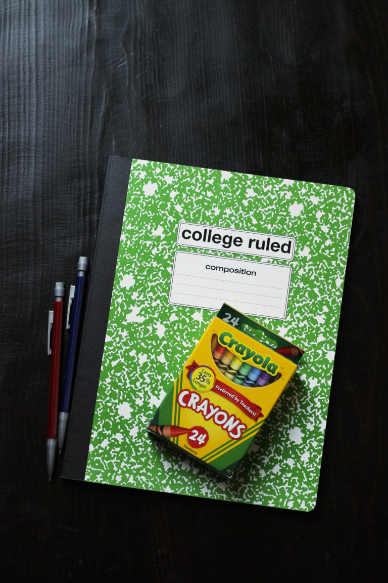 Creative Uses for School Supplies