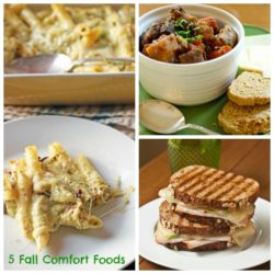 5 Comforting Fall Recipes