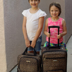 Packing Light for Travel with Kids