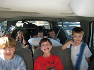 fishkids on the road trim
