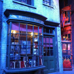 hogwarts diagon alley trim