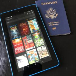 Load Up Your Kindle for Travel