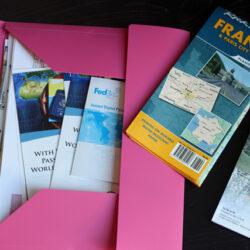 Ways to Organize Travel Plans
