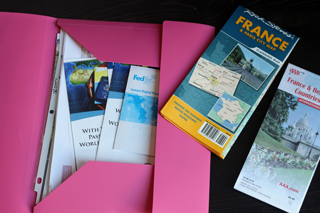 Ways to Track Your Travel Plans - People store and process information so differently. How do you organize your travel plans?