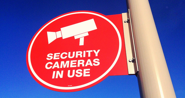 How a Security Camera Saved Me 25 Bucks