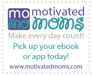 Grab the Motivated Moms App or Ebook to help keep your home neat and tidy.