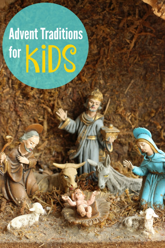 Advent Traditions for Kids | Life as Mom