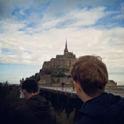 Our European Vacation: Brittany and Mont Saint Michel