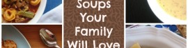 Soup Night Is A Good Thing | Soup Recipes Your Family Will Love | LifeasMOM.com