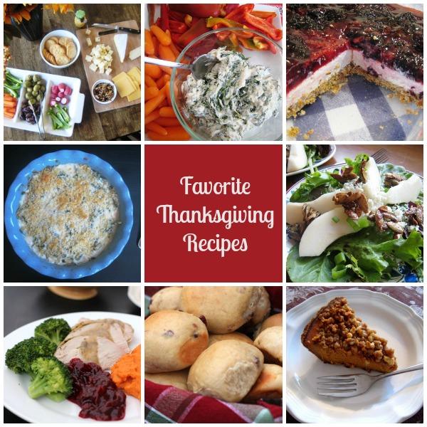 Favorite Thanksgiving Recipes | LifeasMOM.com