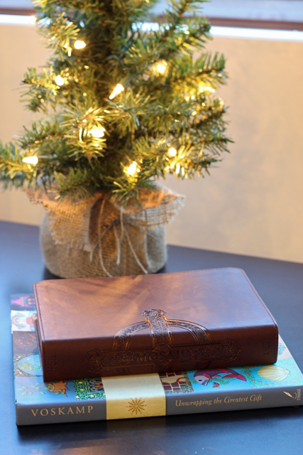 Redeeming Tyndale Rewards Points and an Advent Giveaway: Tyndale Rewards is a great way to earn free books and Bibles to give as gifts this Christmas
