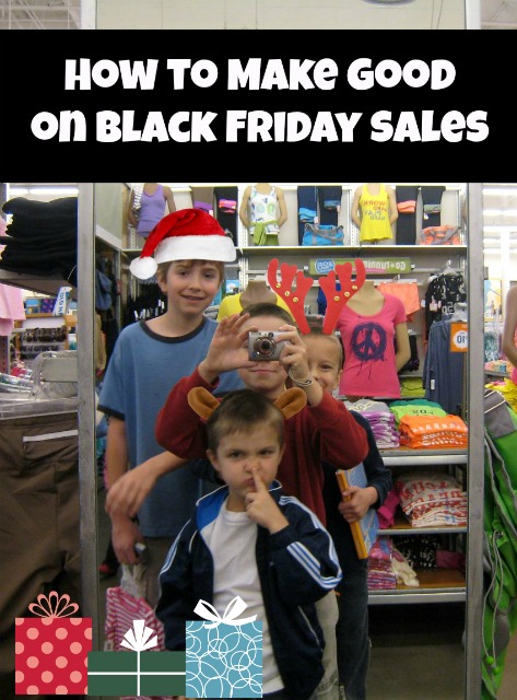 How to Make Good on Black Friday Sales - Black Friday can be a blessing or a curse. A lot of it depends on your attitude and your plan.