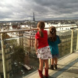 girls paris