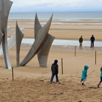 omaha beach monument trim