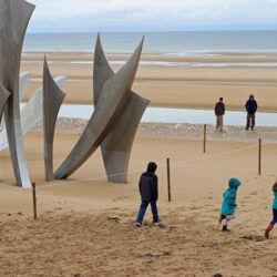 Our European Vacation: Normandy with Kids