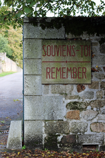 Our European Vacation: The Limousin Region and Oradour-sur-Glane