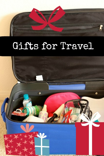 A Gift Guide for People and Families Who Like to Travel (or Want To)