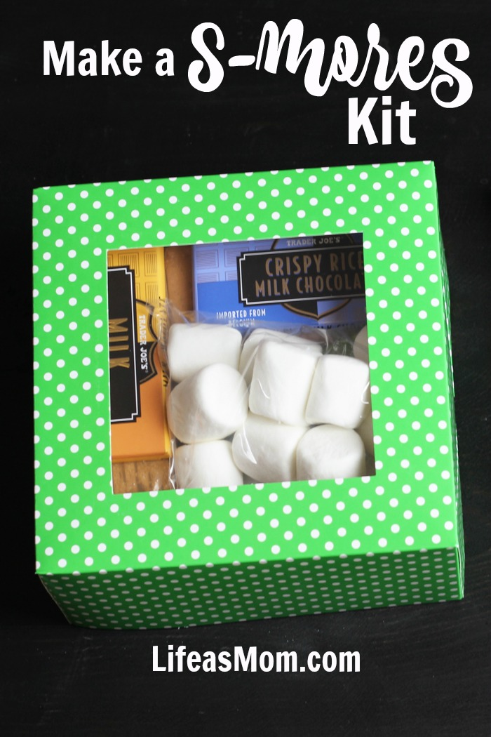 Make a Smores Kit | Life as Mom