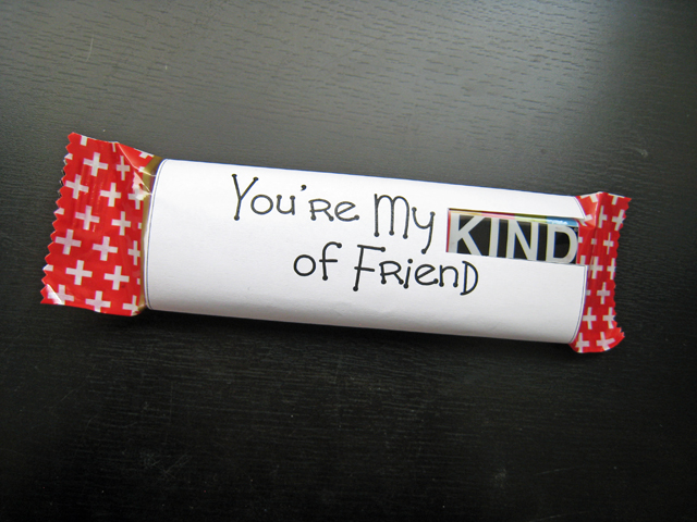 You're My Kind of Friend