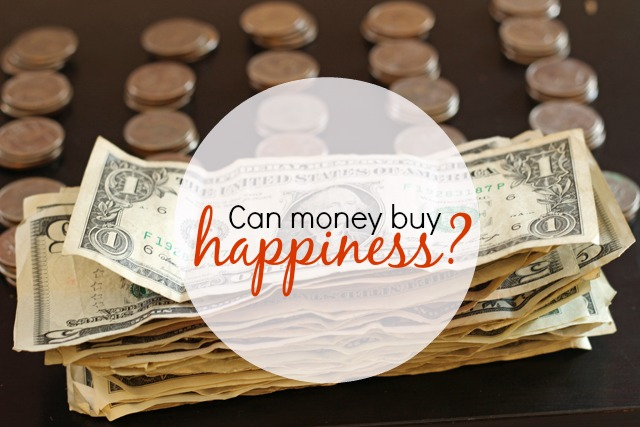 Can Money Buy Happiness? Can money buy happiness? You'll be pleasantly surprised to find out what research has to say about that.