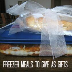 10 Freezer Meals to Give as Gifts