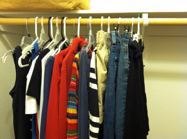 Create a Capsule Wardrobe {Day 3 to a Renewed You}