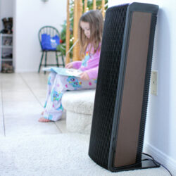 The New Holmes Smart Air Purifier with WeMo