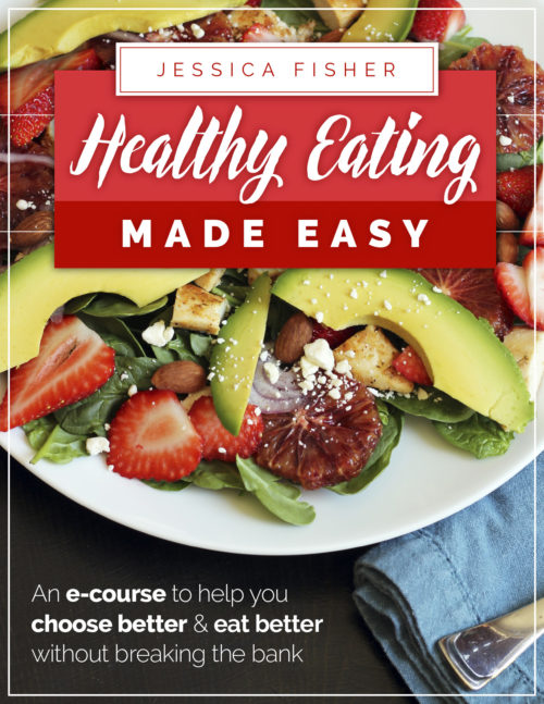 cover image for Healthy Eating Made Easy