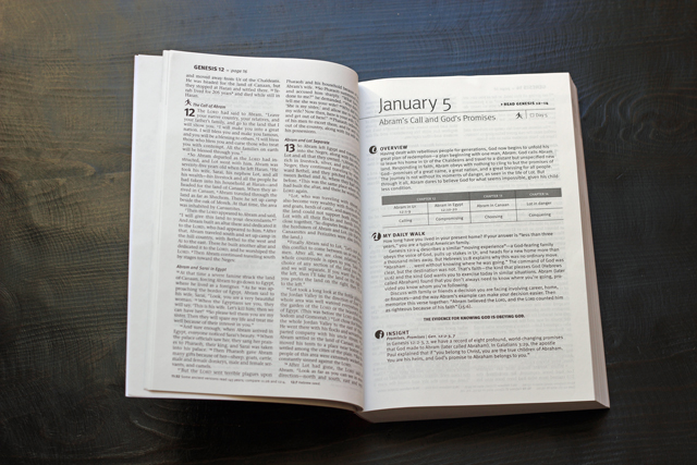 Win a Devotional Bible from Tyndale House